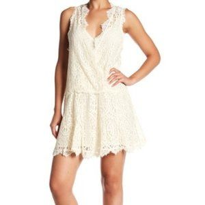 NWT Free People Heart in Two Lace Dress *No Slip*